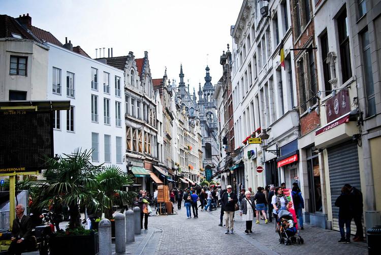 Bruselas, Bélgica. Image © Flickr usuario: Maria Firsova. Licencia CC BY 2.0