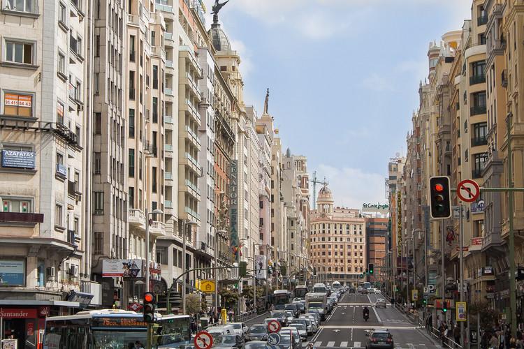 Madrid, España. Image © Flickr usuario efradera Licencia CC BY-ND 2.0