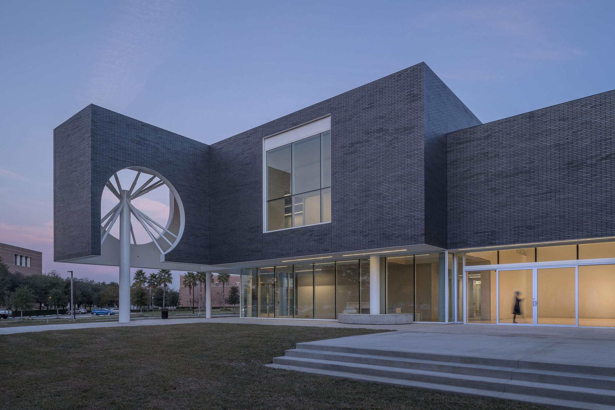 Moody Center For The Arts Michael Maltzan Architecture
