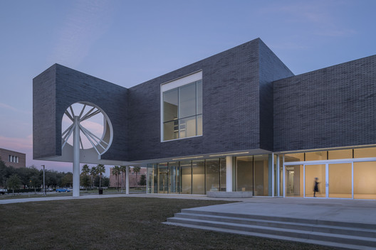 Centro Moody para las Artes / Michael Maltzan Architecture