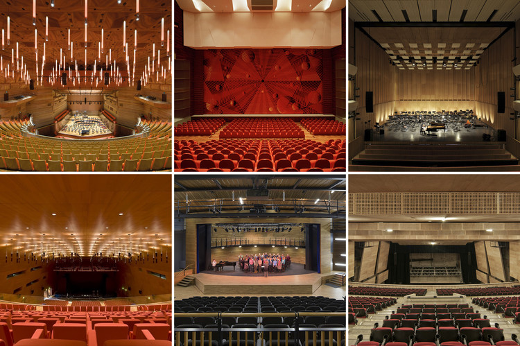 Acoustics and Auditoriums: 30 Sections to Guide Your Design