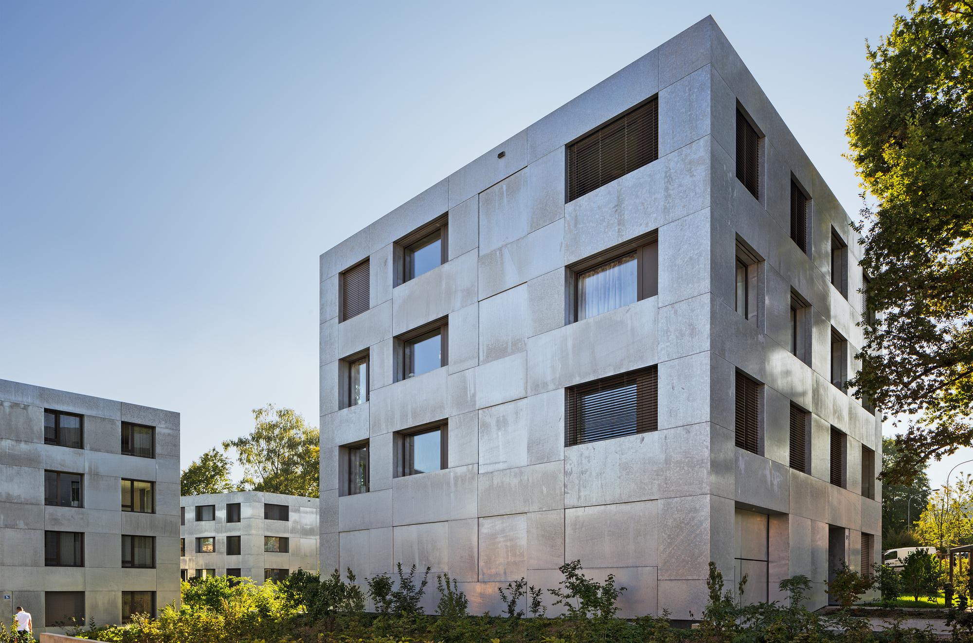 Chilestieg R 252 Mlang Baumschlager Eberle Architekten
