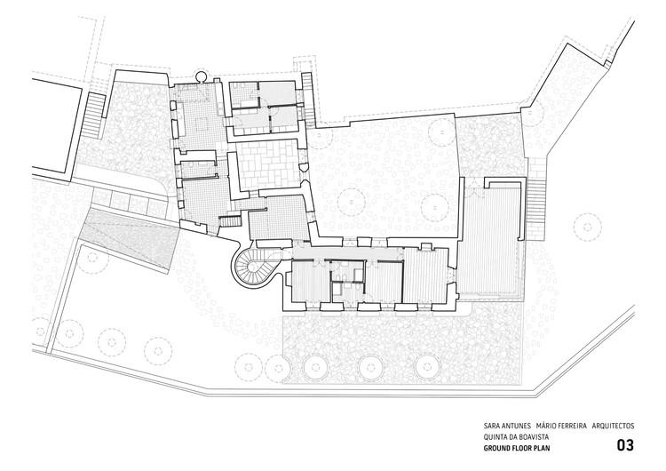 Quinta da boavista samf arquitectos archdaily for 100 floor level 58