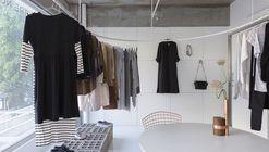 Roupateca  / Capsula  - MNMA studio