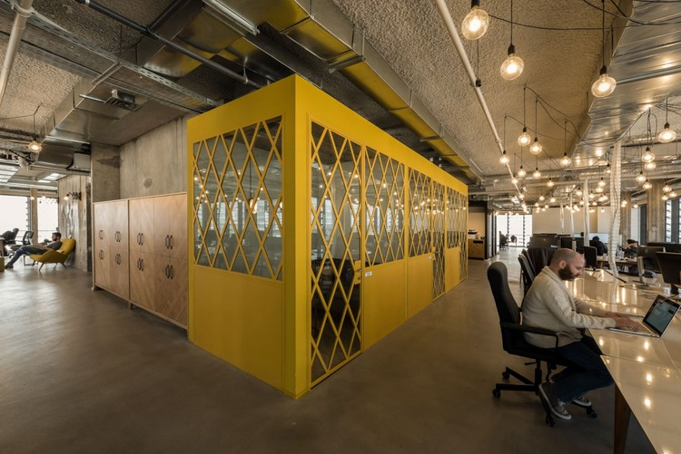 Fiverr Israel Offices / Setter Architects, © Amit Gosher