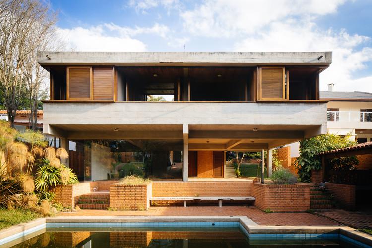 Clássicos da Arquitetura: Residência Demétrio Yamaguchi / João Batista Martinez Corrêa , © Pedro Kok
