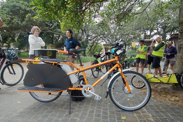 Oslo lanza plan para subsidiar la compra de bicicletas eléctricas, Bicicleta eléctrica. Image © lickr usuario: yewenyi. Licencia CC BY-NC 2.0