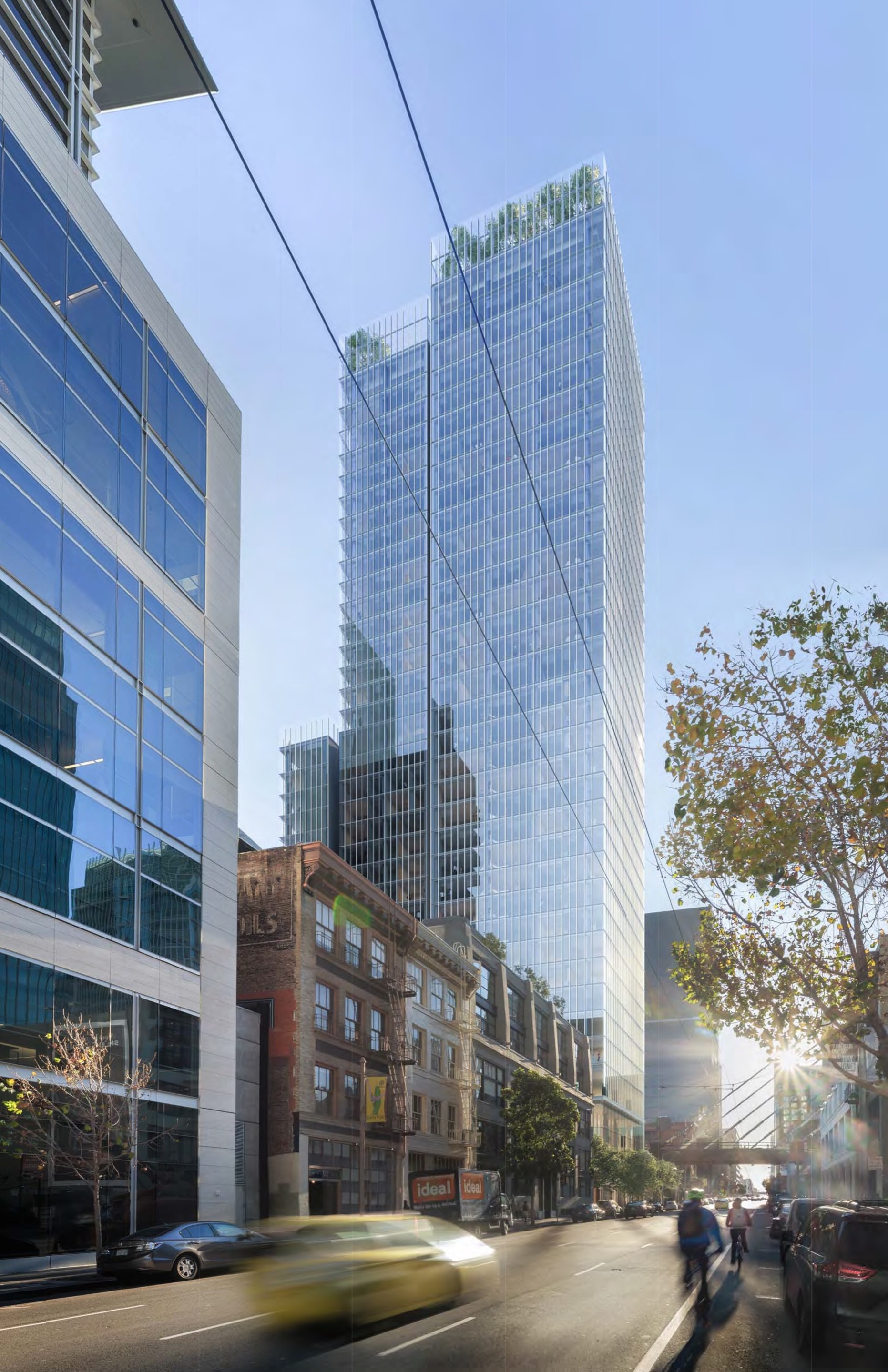 Gallery Of Renzo Piano Designs 36 Story Hotel And