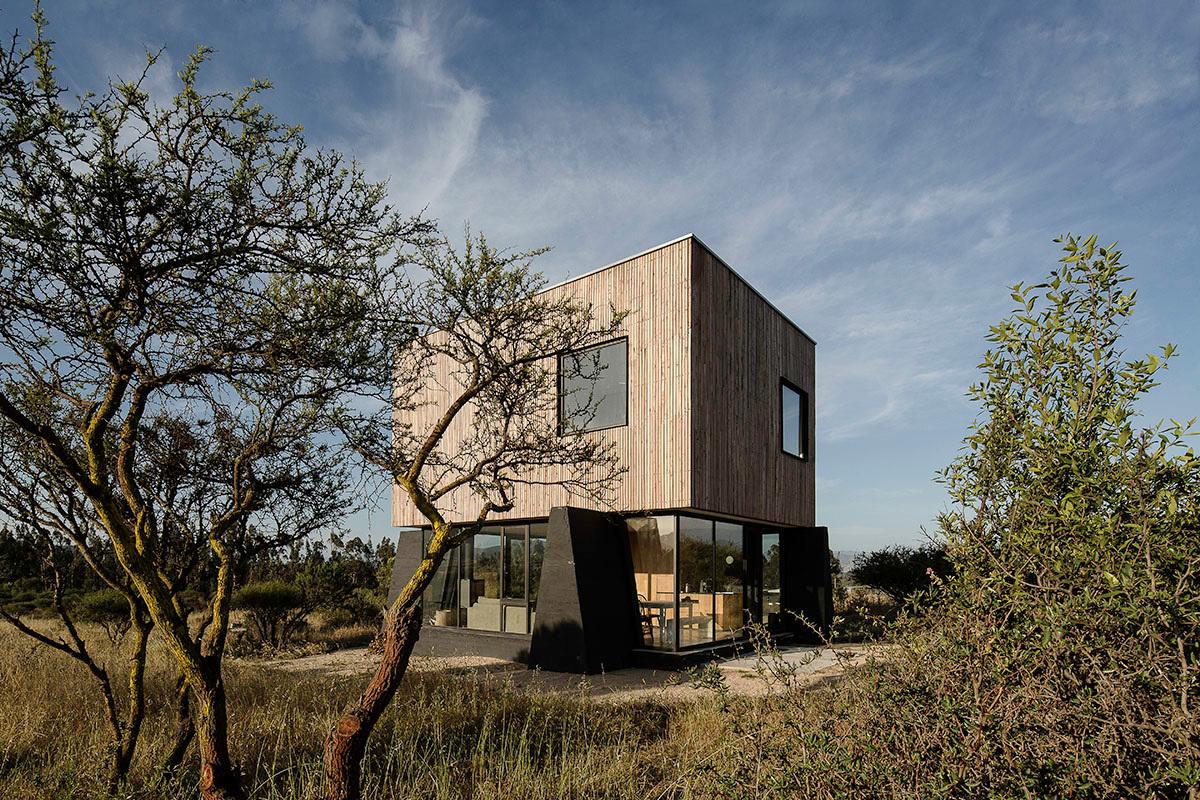 Galeria de casa el vigilante ruizsolar arquitectos 12 for Architecture 00