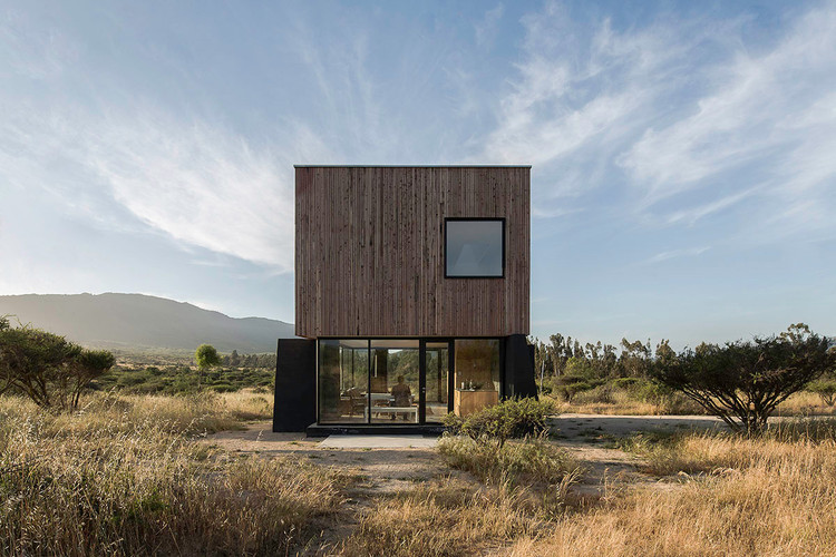Casa el Vigilante  / RUIZSOLAR Arquitectos, © Pablo Casals Aguirre