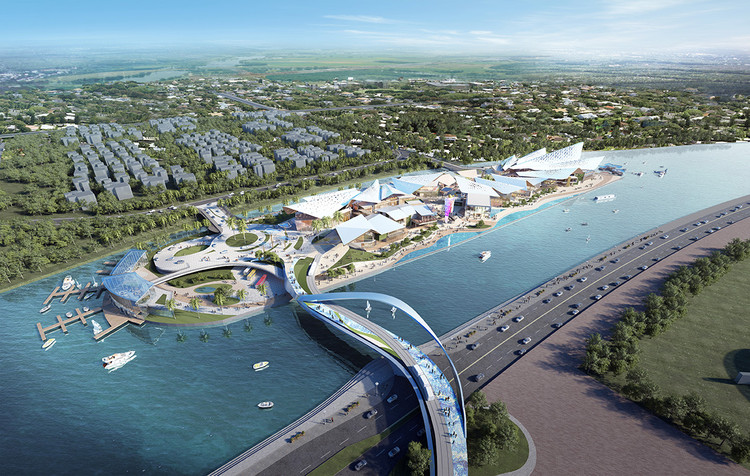 Benoy Unveils Newest Hainan Island Plans, Courtesy of Benoy