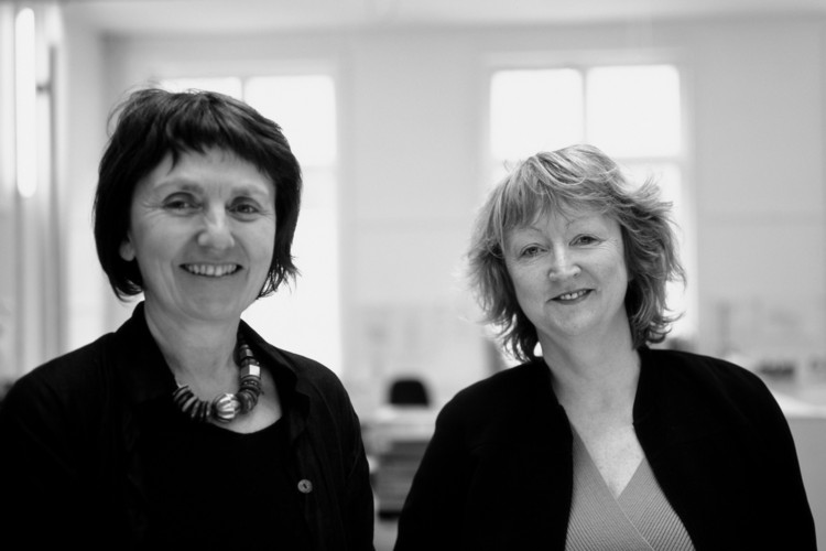 Yvonne Farrell and Shelly McNamara Awarded 2017 Thomas Jefferson Medals in Architecture , Courtesy of La Biennale di Venezia