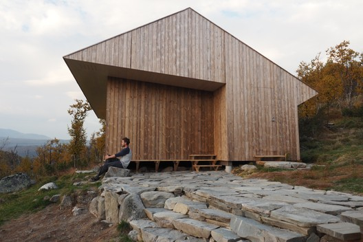 Cabin Ustaoset / Jon Danielsen Aarhus MNAL