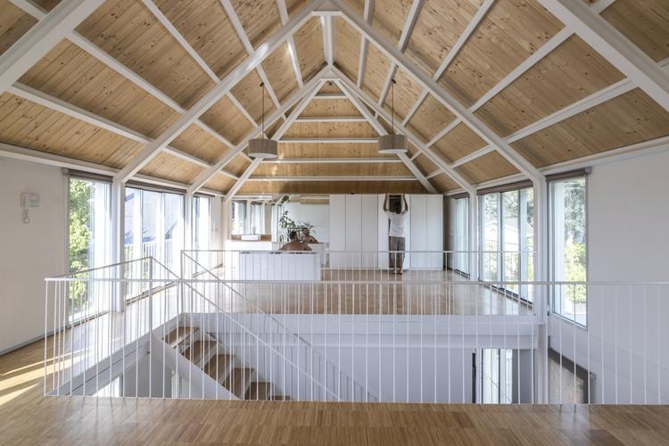 Casa Mirasierra / Juarranz & de Andres, © Miguel Fernández-Galiano