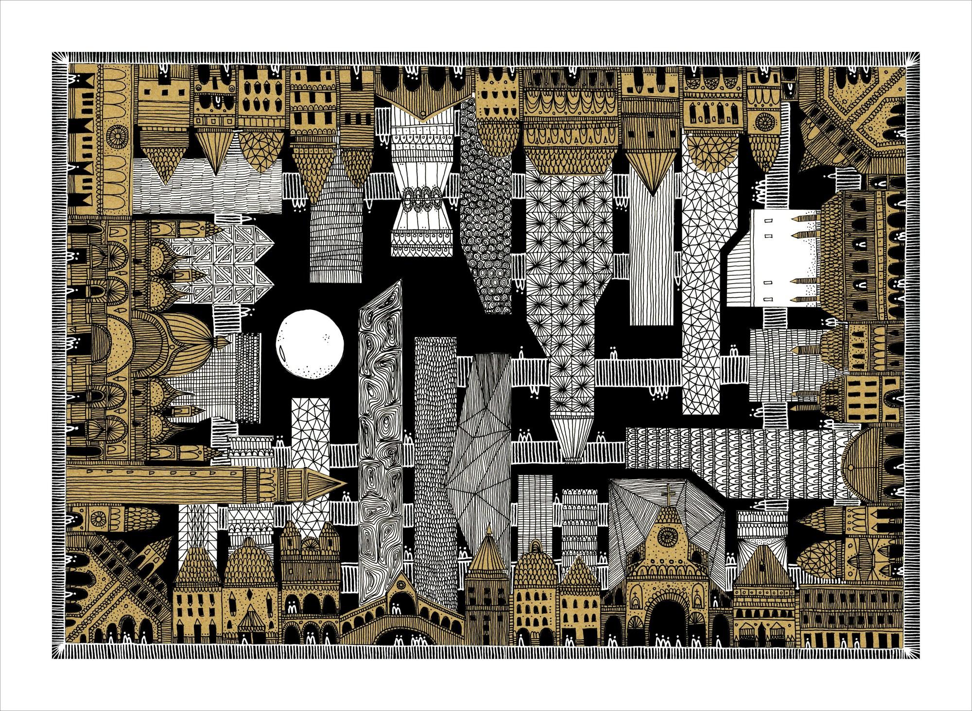 Galería de Las ciudades invisibles de Italo Calvino
