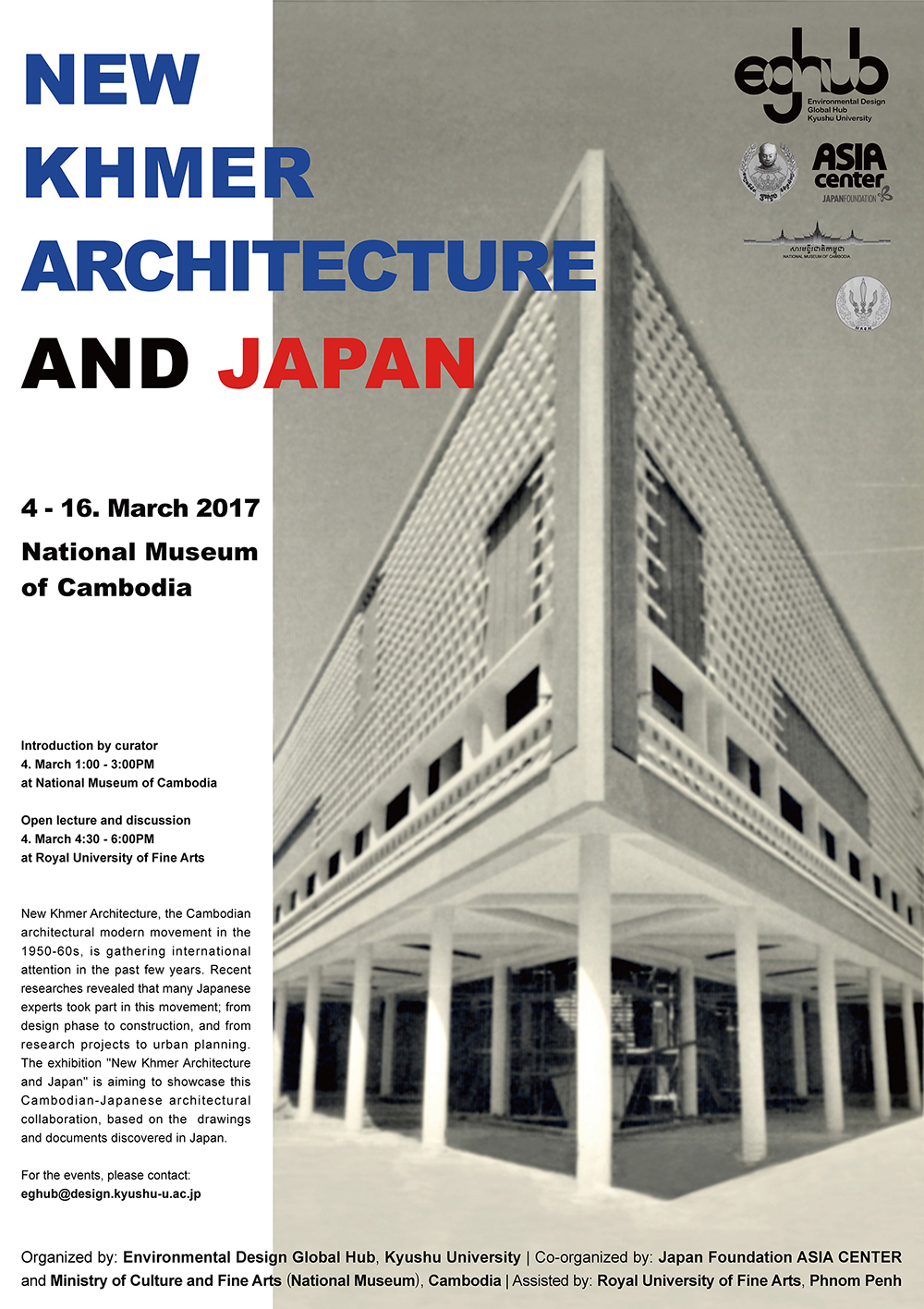 gallery of new khmer architecture and japan explores the link