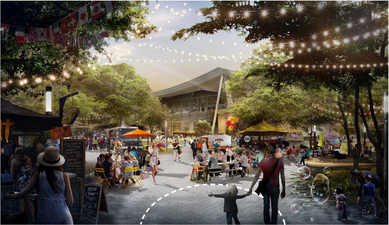 Gallery Of New Renderings Revealed Of Google S Mountain View