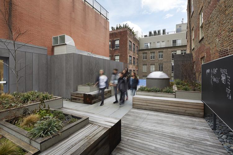 Escuela Blue School / PellOverton Architects, © Mikiko Kikuyama