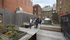 Escuela Blue School / PellOverton Architects