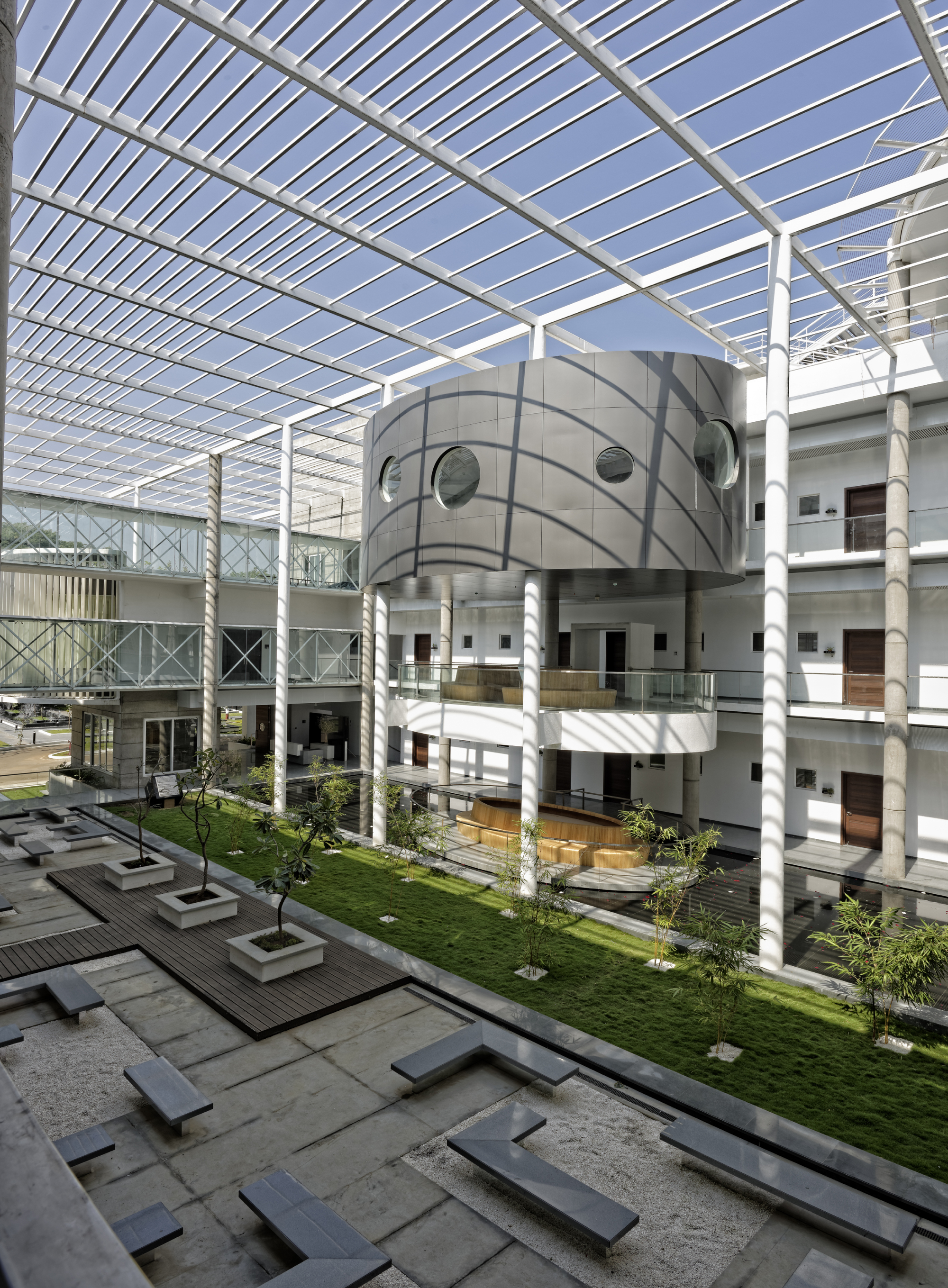 Sunil Patil And Associates | Office | ArchDaily