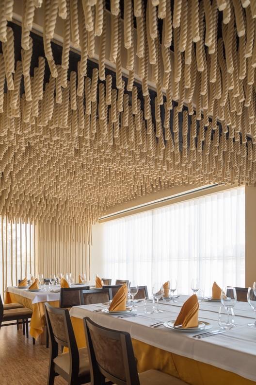 Ampliação de restaurante / Nelson Resende, © ITS – Ivo Tavares Studio