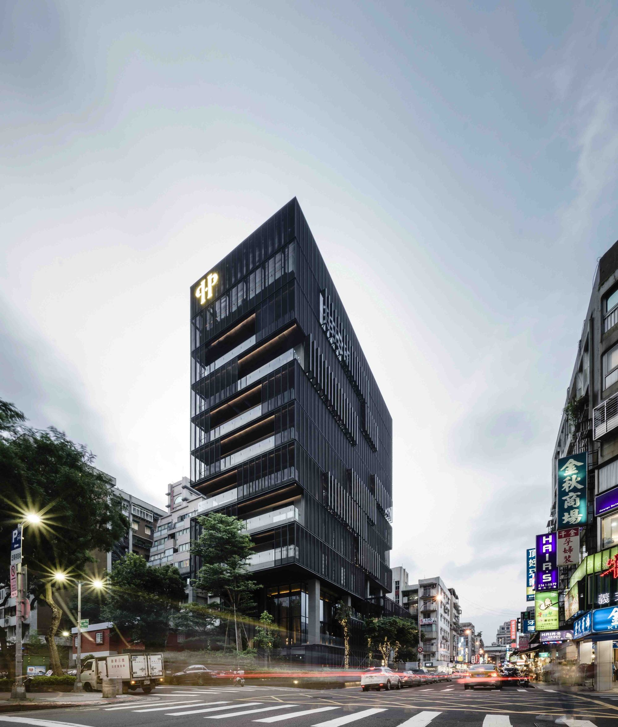 Hotel proverbs taipei ray chen partners architects for Daily hotel