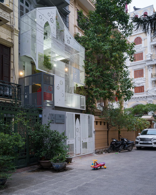 O Escudo / Landmak Architecture, © Trieu Chien
