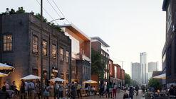 SOM's Inclusive Riverfront Set to Revitalise Detroit