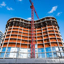 HERZOG & DE MEURONS WEST VILLAGE CONDO BUILDING TAKES SHAPE IN NEW YORK