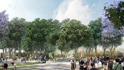 Conoce el segundo lugar en la remodelación de Plaza 19 de Abril de la Ciudad de Treinta y Tres