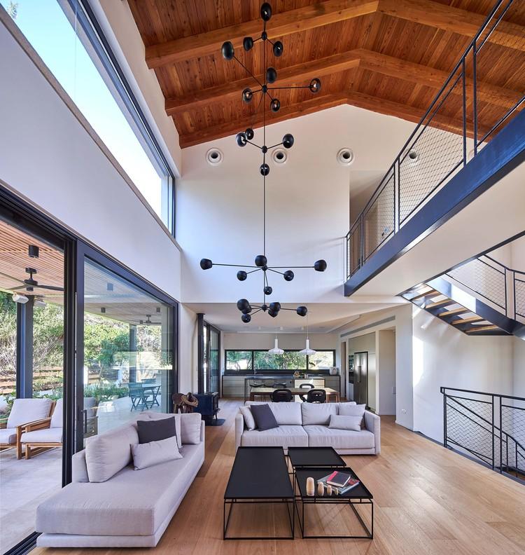 Casa Neve Monoson 2 / Daniel Arev Architecture, © Daniel Arev