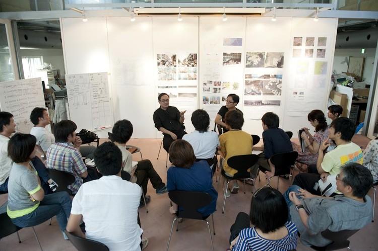 Y-GSA – O treinamento prático em ateliê integrado no Japão / Mariko Terada
