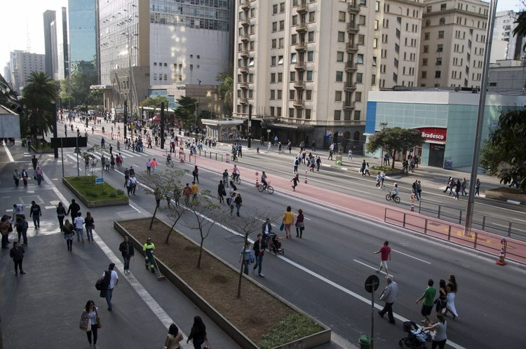 Dez cidades abrem ruas para devolvê-las às pessoas, © Mariana Gil/WRI Brasil Cidades Sustentáveis