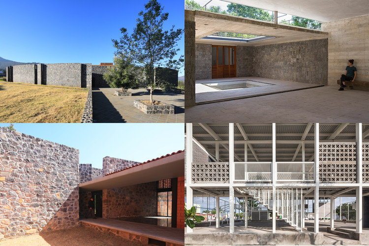 Mexican Architects Gabriela Carrillo and Rozana Montiel Win AR's 2017 Women in Architecture Awards, Works by Gabriela Carrillo (left) and Rozana Montiel (right)