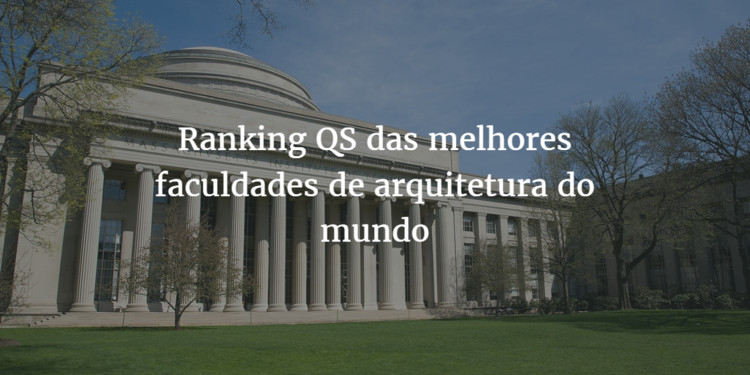 Ranking QS das 200 melhores faculdades de arquitetura do mundo, Observatório Skywalk do MIT - Massachusetts Institute of Technology, primeira colocada no ranking QS de faculdades de arquitetura. Image © Scott Beale / Laughing Squid