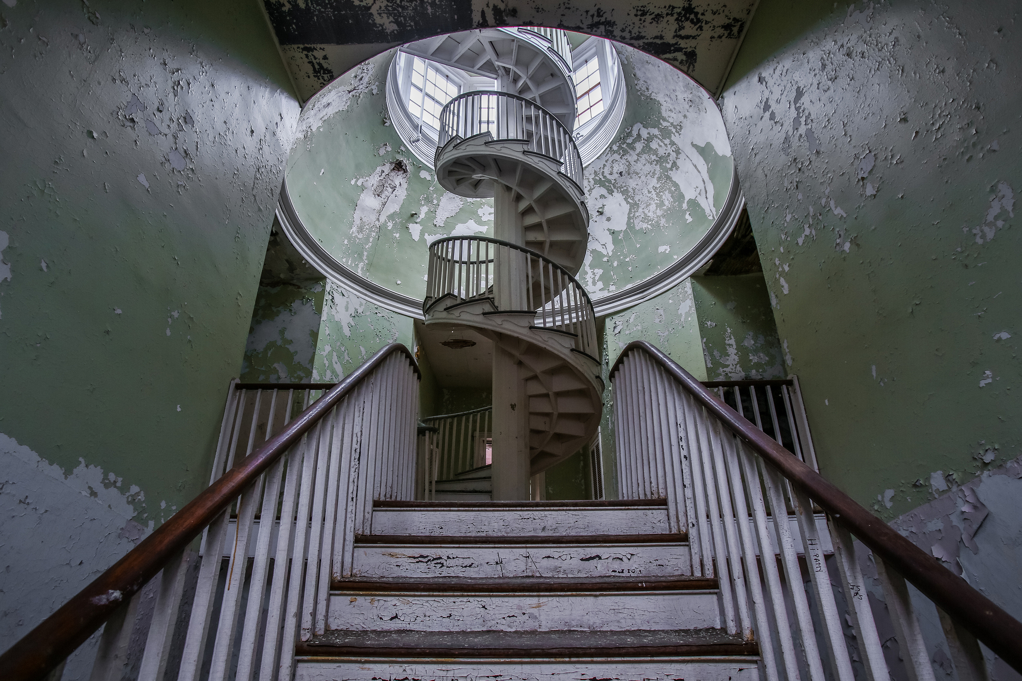 These Images Of Abandoned Insane Asylums Show Architecture That Was Designed To Heal Archdaily