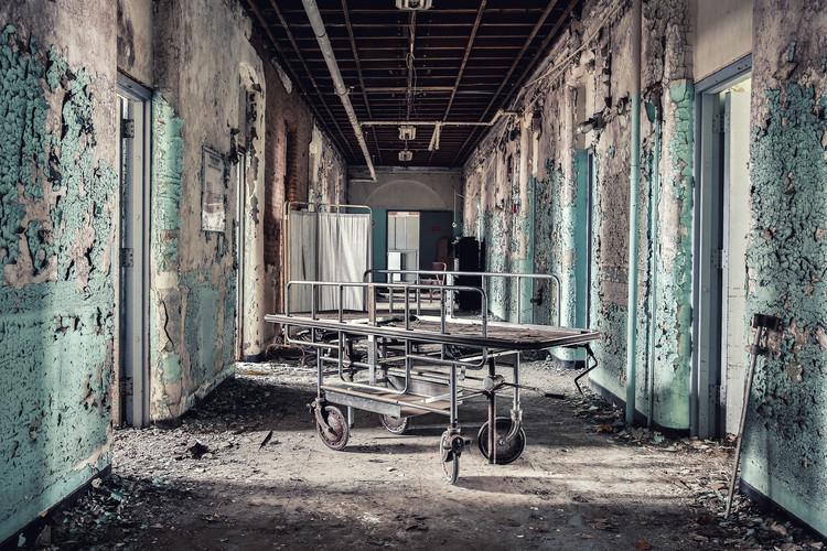 Imagens de manicômios abandonados mostram arquiteturas projetadas para curar, Cortesia de Matt Van der Velde