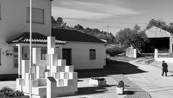 Memorial aos combatentes / Bruno Lucas Dias + Luís Ventura