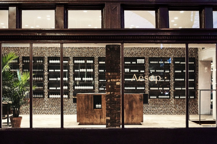 Aesop Georgetown / Tacklebox Architecture, Cortesía de Aesop