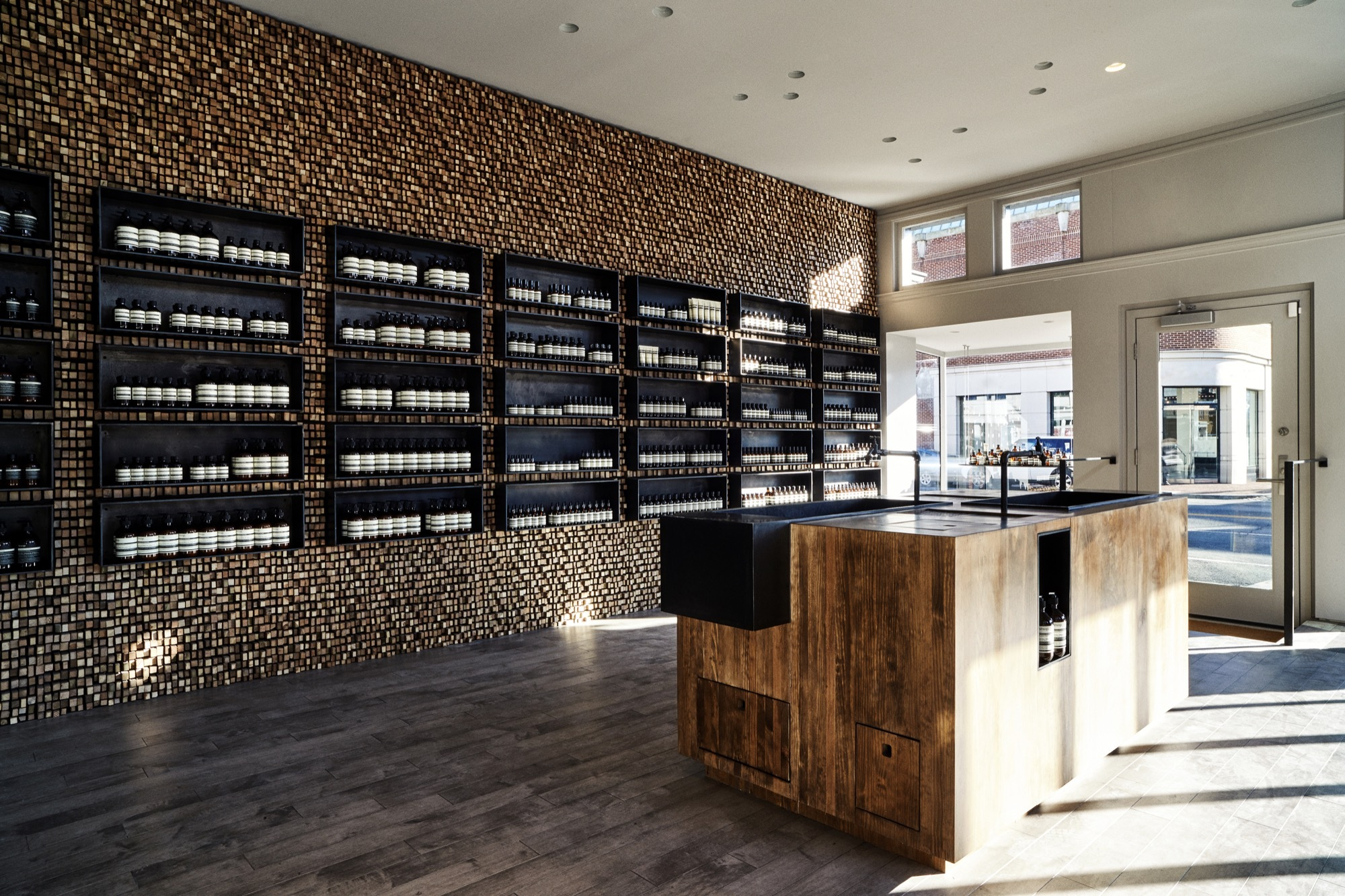 Gallery Of Aesop Georgetown Tacklebox Architecture