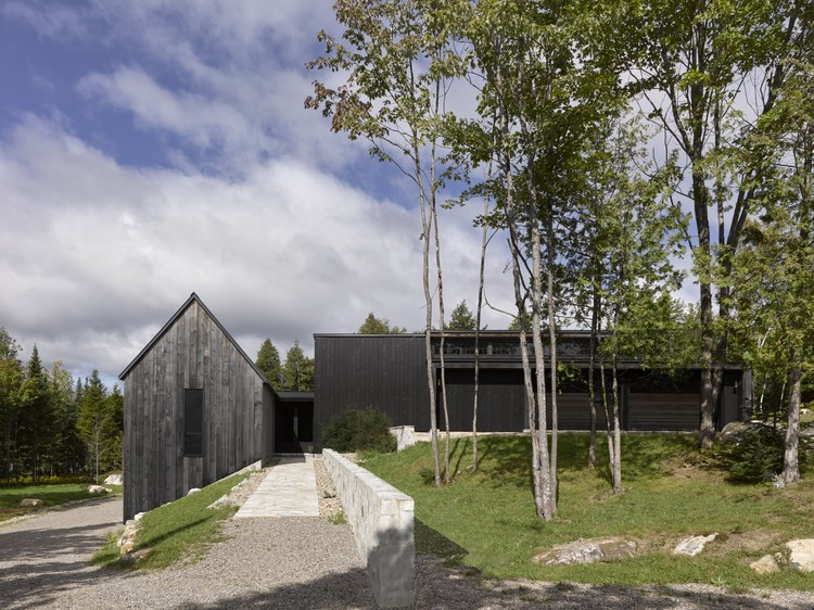 Residence MG2 / Alain Carle Architecte, © James Brittain