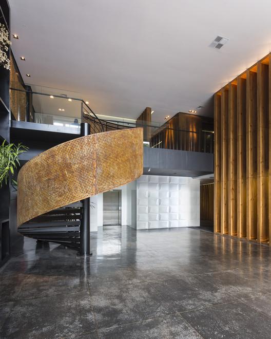 Andrade Maia Advogados / Red Studio + Mundstock Arquitetura, © Marcelo Donadussi