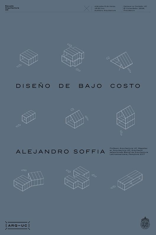 Alejandro Soffia: diseño de bajo costo, Trinidad Sanchez