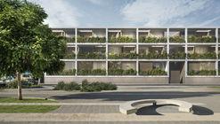 MESURA + TOI T, finalistas en concurso para arquitectos emergentes en España