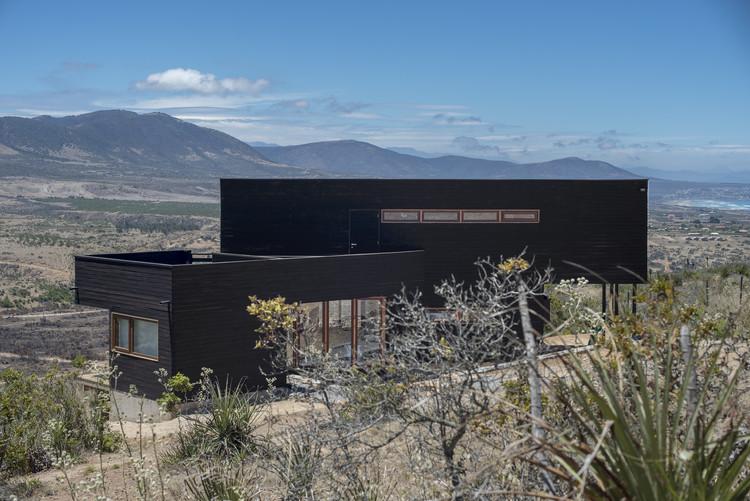 Casa en Los Molles / Thomas Löwenstein, © Alejandro Gálvez