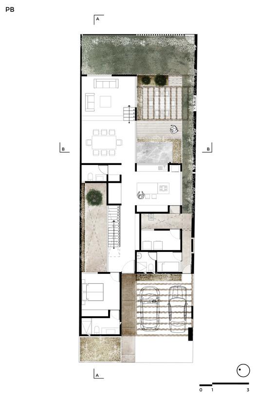 Casa zirahu n intersticial arquitectura plataforma for Plan estudios arquitectura