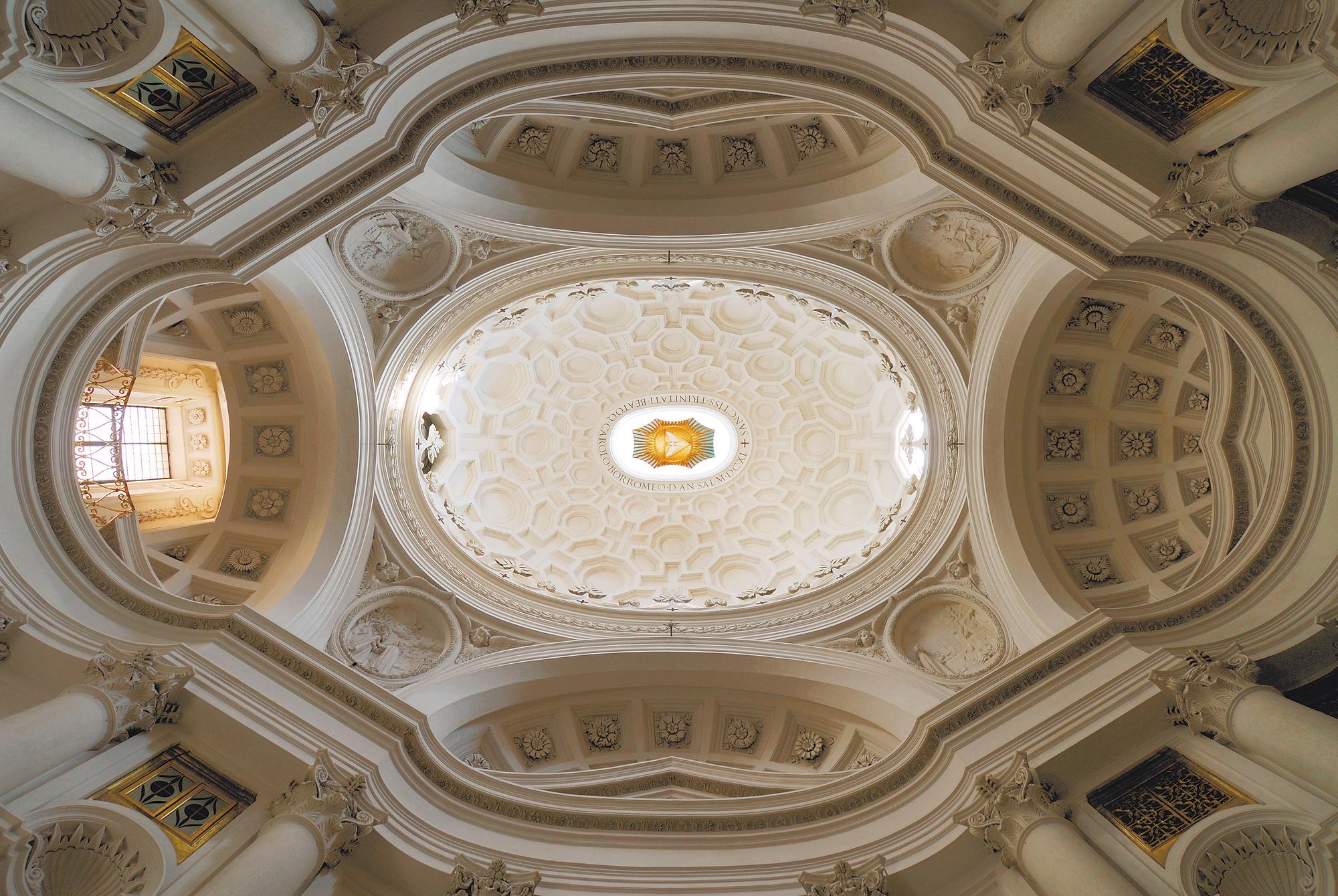 San Carlo Alle Quattro Fontane Madness Or Masterpiece