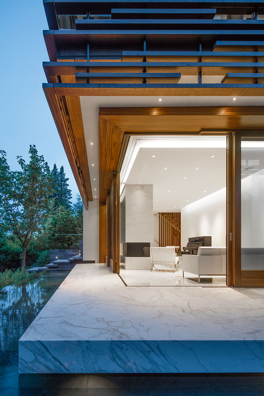Casa Mo Lvsarchitecture Photo Mito Covarrubias Archinect - Mo-house-by-lvs-architecture-jc-name-arquitectos