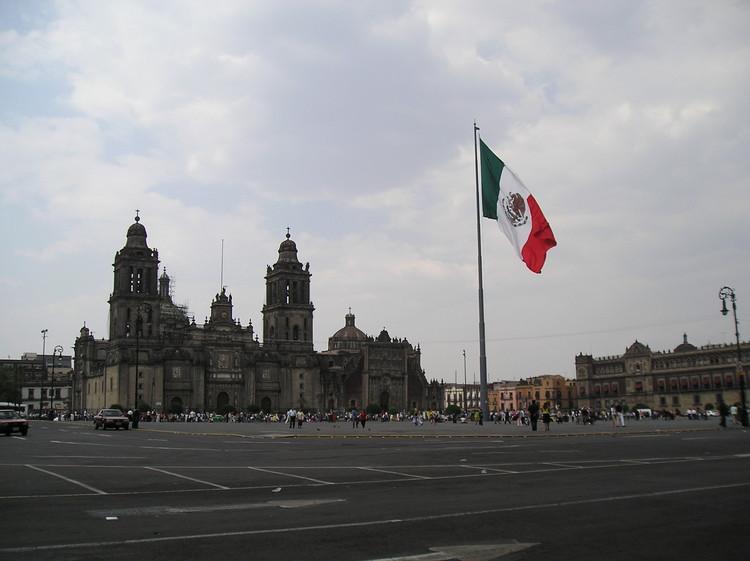 El Gobierno de la Ciudad de México anuncia ampliación de 2.000 metros cuadrados al Zócalo , vía Flickr