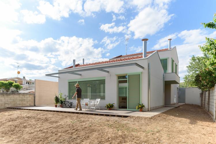 Casa PI / Enrique Jerez + Jesús Alonso, © Javier Bravo